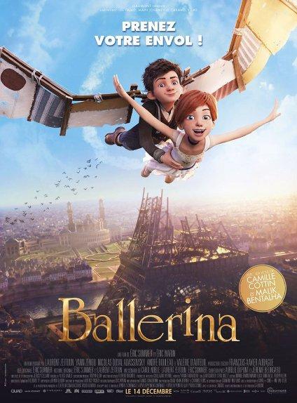 N°5 - Ballerina : 460 367 entrées