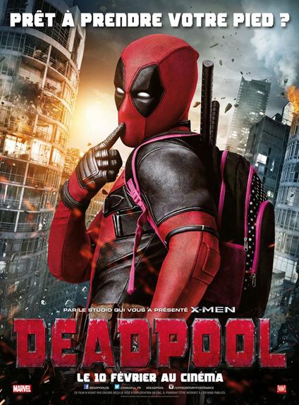1er - Deadpool