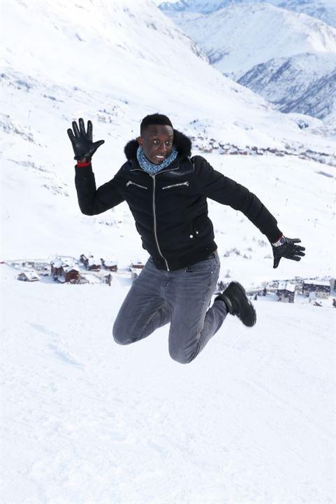 Ahmed Sylla prend son envol à l'Alpe d'Huez !