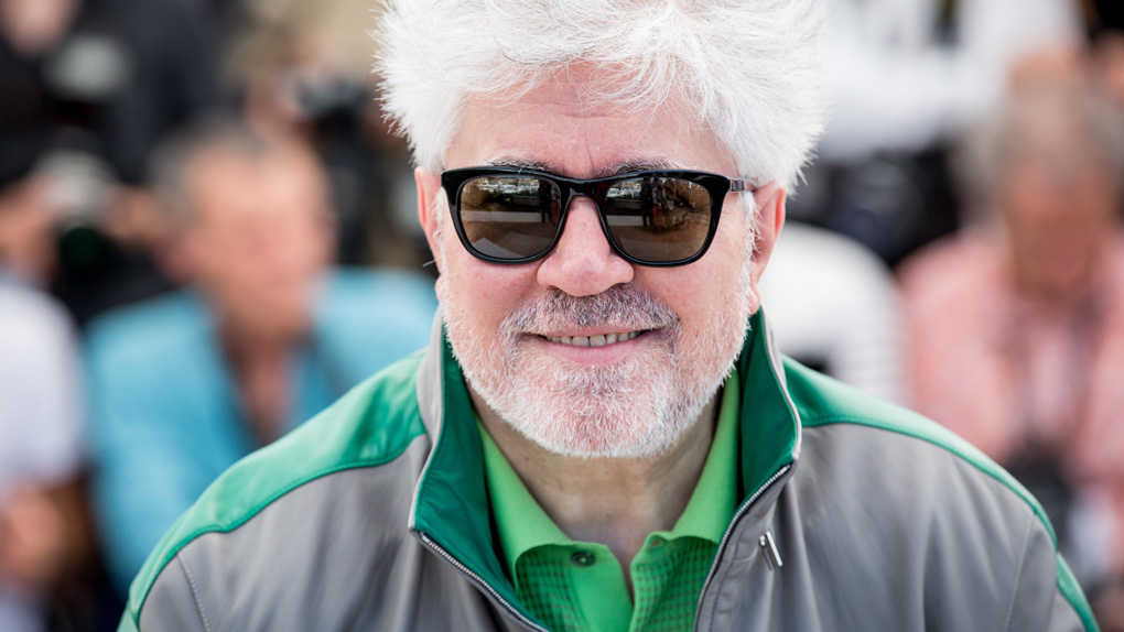 Pedro Almodovar, Président du 70e Festival de Cannes