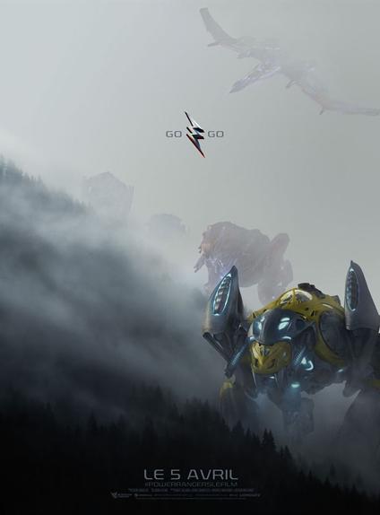 Zords dans la brume