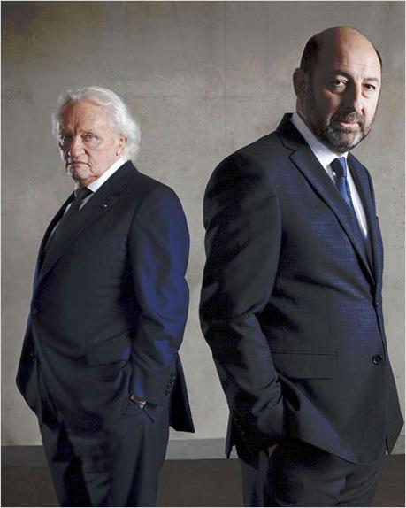 Duo TV : Baron Noir saison 1