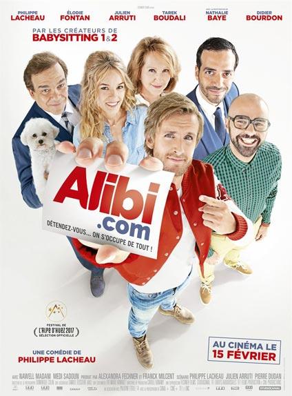 N°1 - Alibi.com : 1 124 383 entrées