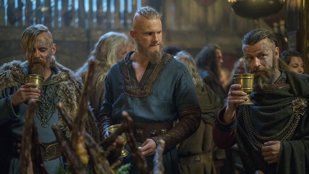 2 mars - Vikings : la 2ème partie de la saison 4 sur Canal+