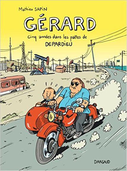 Gérard Depardieu : et maintenant, la BD !