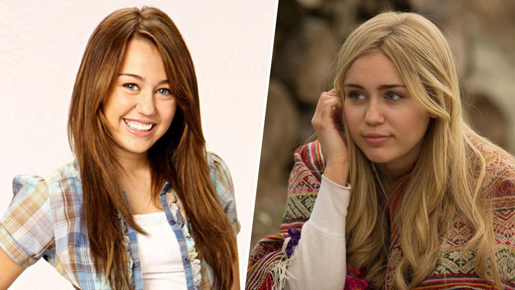 Miley Cyrus - Hannah Montana (2006-2011)