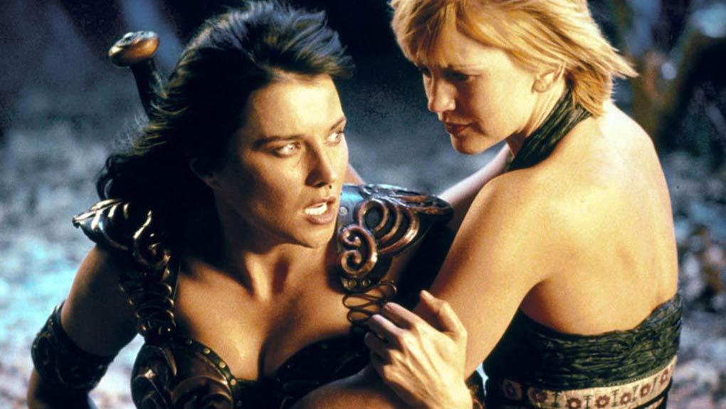 Xena et Gabrielle, icônes de la communauté gay