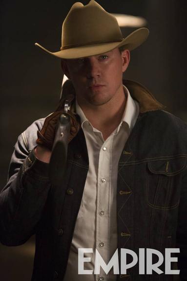 Channing Tatum, lonesome cowboy ?