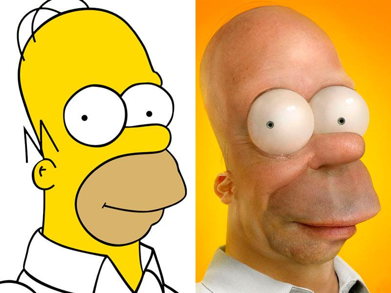 Homer Simpson (Les Simpson)