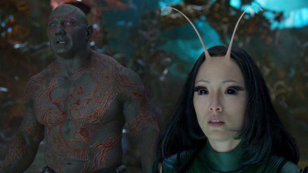 Pom Klementieff interprète Mantis