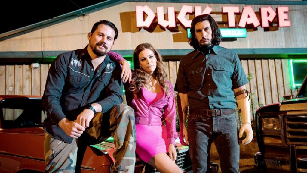 """""""Logan Lucky"""" avec Channing Tatum, Adam Driver, Riley Keough ..."""