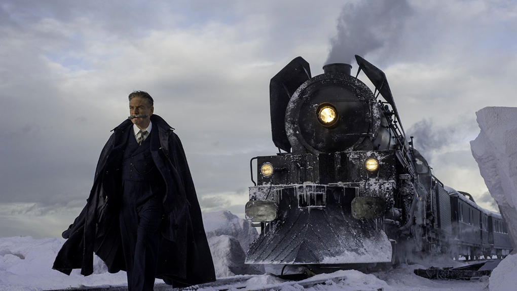 """Le Crime de l'Orient-Express"" avec Kenneth Branagh, Daisy Ridley, Johnny Depp ..."