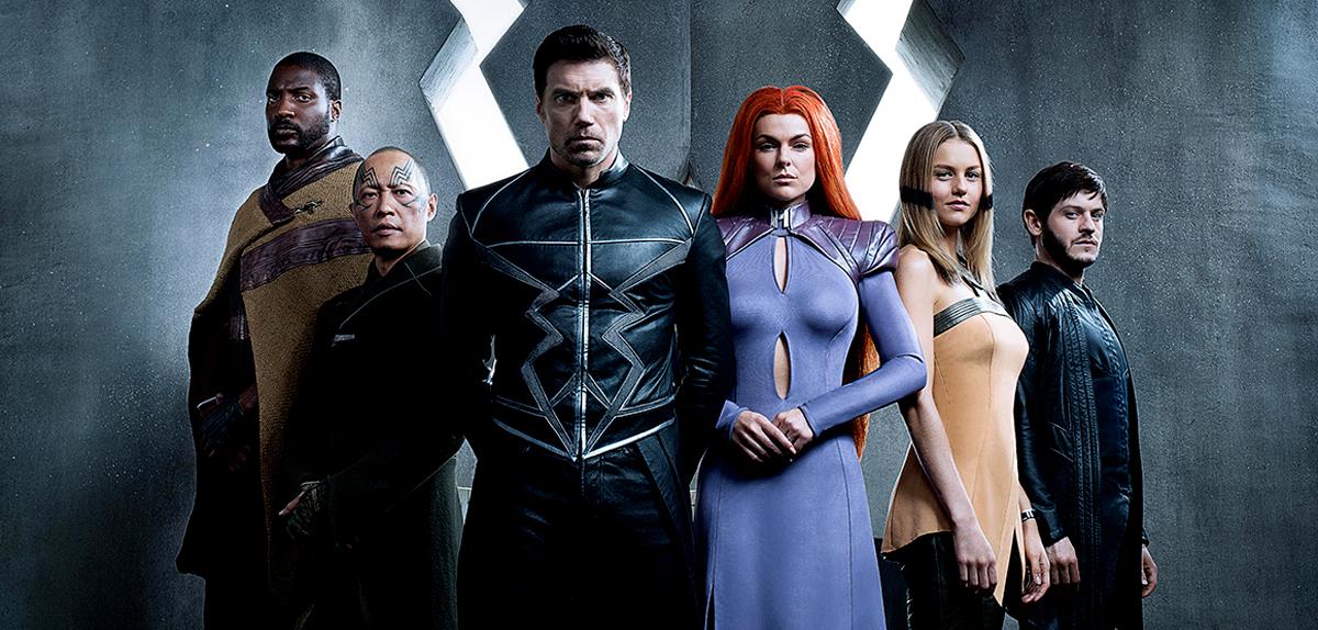 Marvel's Inhumans : Nouveauté