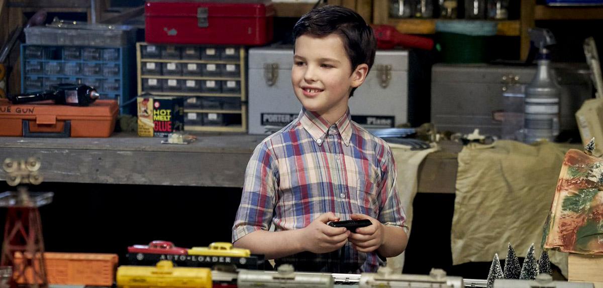 Young Sheldon : Nouveauté