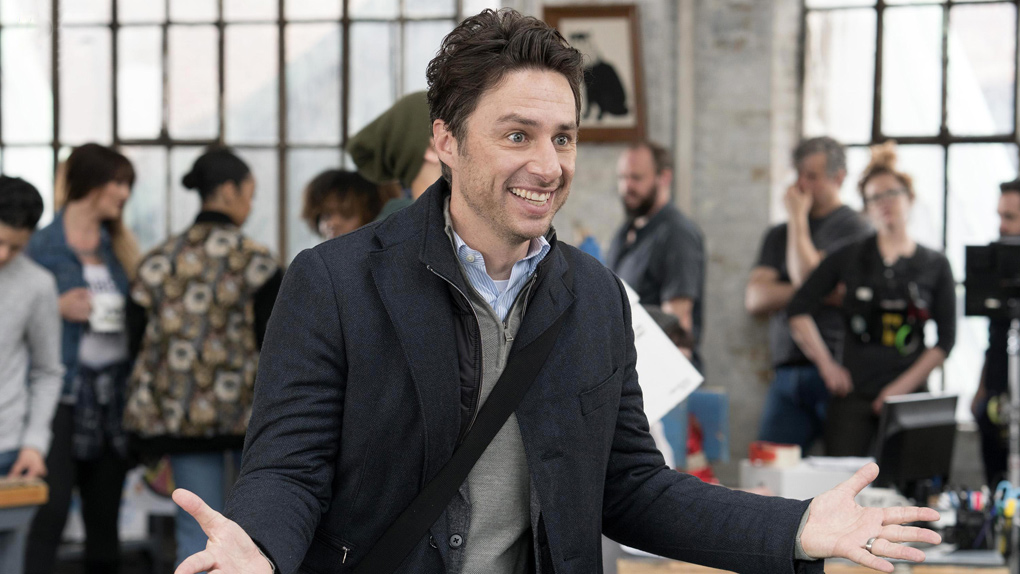 Zach Braff - Alex, Inc.