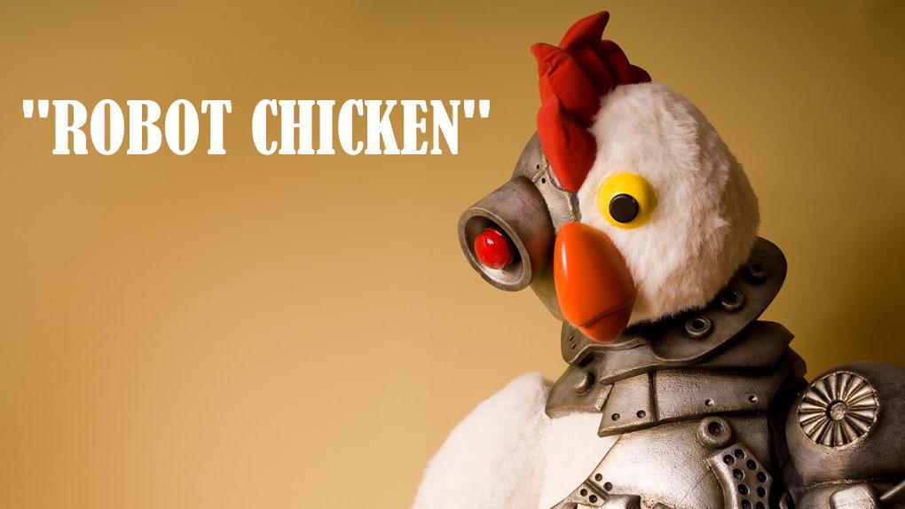"""""""Robot Chicken""""... Et le message"""