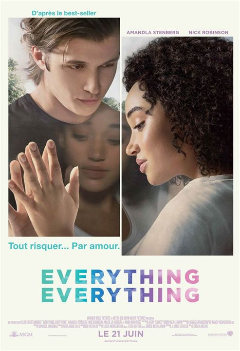 N°5 - Everything, Everything : 6,02 millions de dollars de recettes
