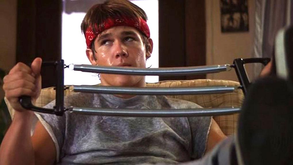 "Josh Brolin, aka Brandon dans ""Les Goonies"""