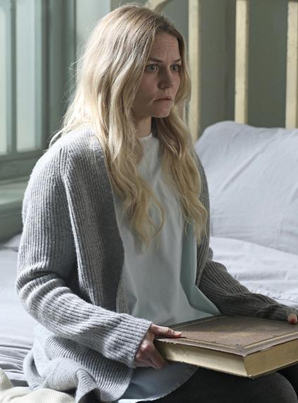 Jennifer Morrison (Emma Swan) - DEPART