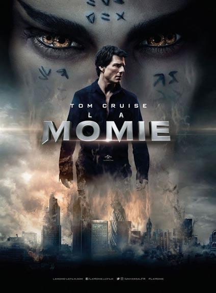 N°5 - La Momie : 125 830 entrées