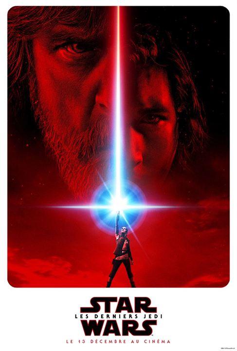 La première affiche des Derniers Jedi