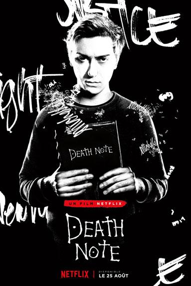 Death Note : Nat Wolff est Light Turner