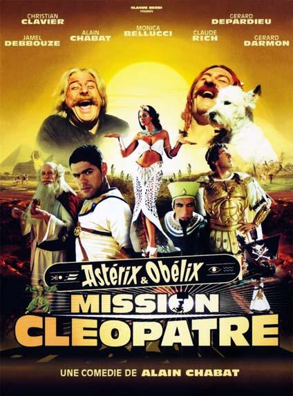 N° 12 - Astérix et Obélix : Mission Cléopâtre