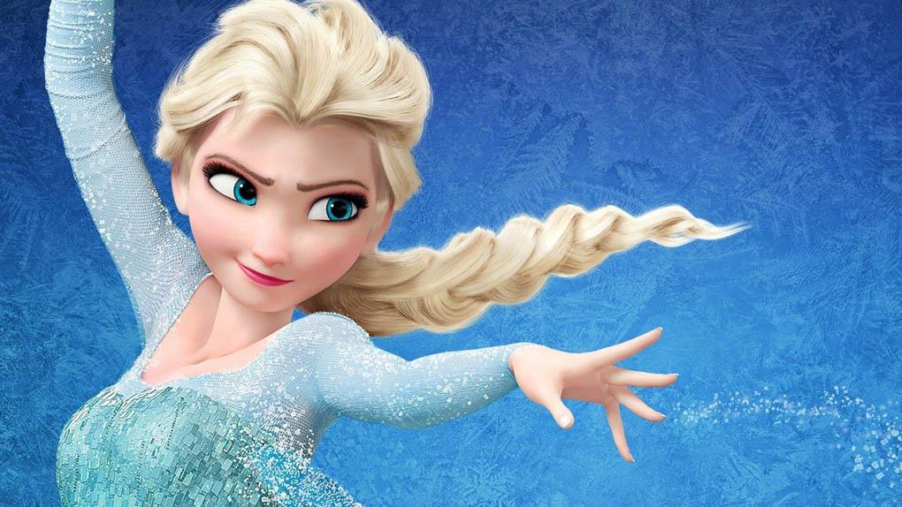5 - La Reine des Neiges (5,3 milliards de dollars)