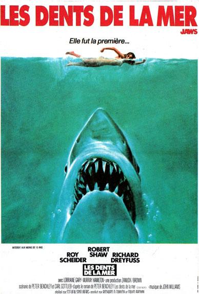 1976 - Les Dents de la Mer