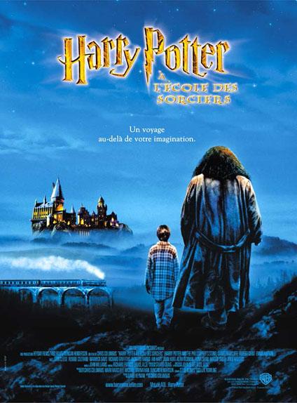 2001 - Harry Potter à l'école des sorciers