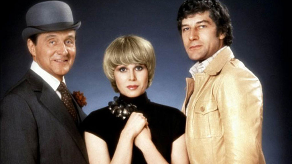 John Steed, Purdey et Mike Gambit