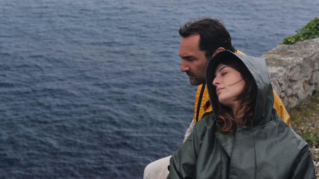 """""""Plonger"""" avec Gilles Lellouche, María Valverde, Noémie Merlant ..."""