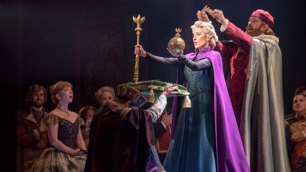 La Reine des neiges le musical se dévoile !