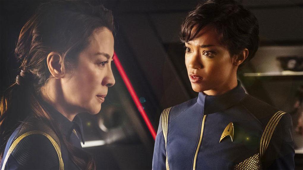 25 septembre - Star Trek Discovery en US+24 sur Netflix