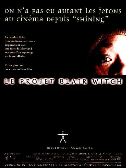 N°9 - Le Projet Blair Witch : 248,6 millions de dollars de recettes dans le monde
