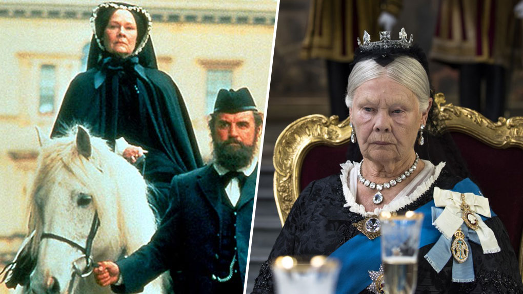 Judi Dench (la reine Victoria)