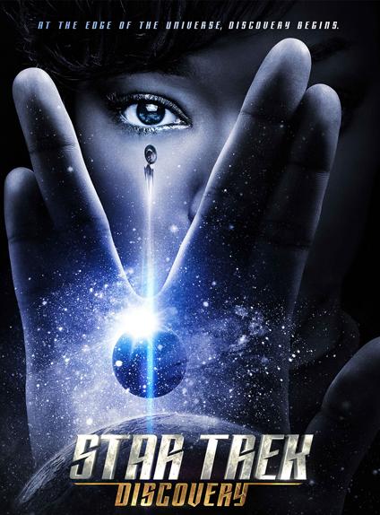 STAR TREK DISCOVERY : Renouvelée