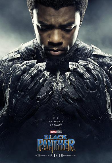 T'Challa / Black Panther (Chadwick Boseman)