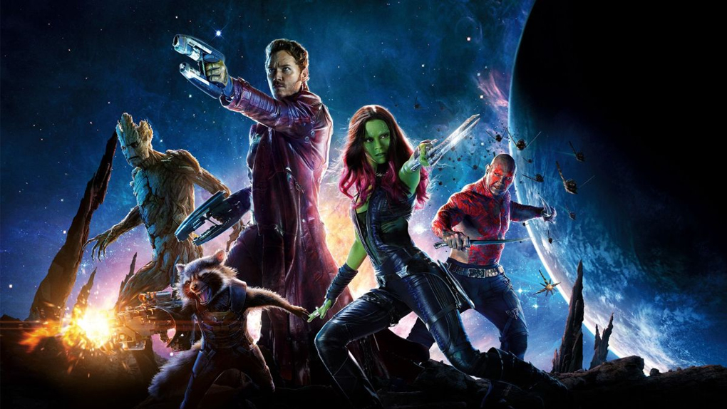 15e - Les Gardiens de la galaxie (2014)