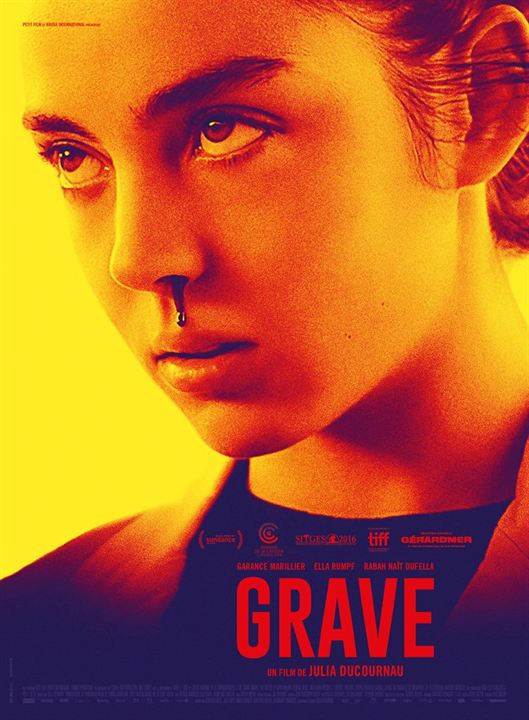 1er film - Grave de Julia Ducournau