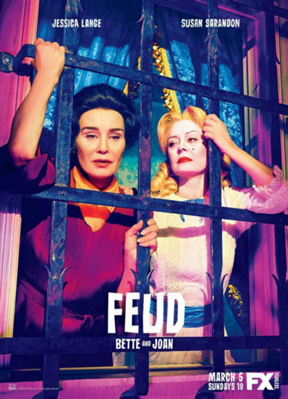 Feud - Bette & Joan : 4 nominations