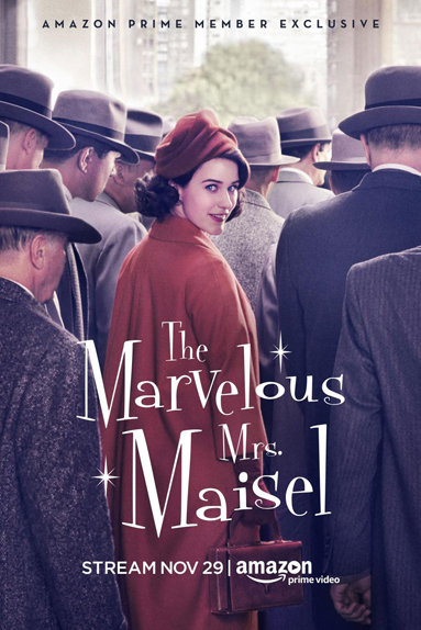 The Marvelous Mrs. Maisel : 2 nominations