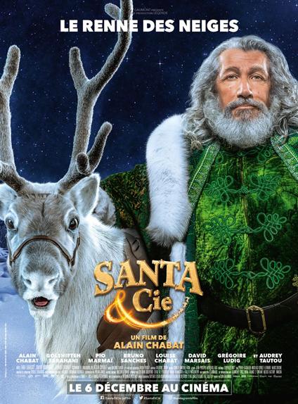 N°2 - Santa & Cie : 578 133 entrées
