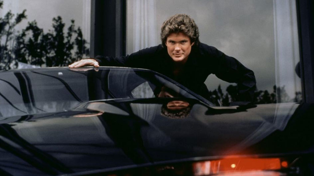 Michael Knight et KITT