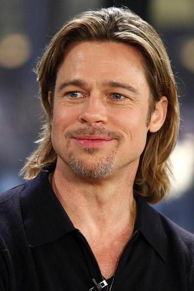 5 - Brad Pitt