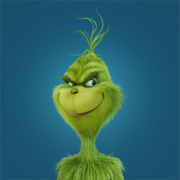 Le Grinch rajeunit sur l\u0027affiche du film d\u0027animation Le