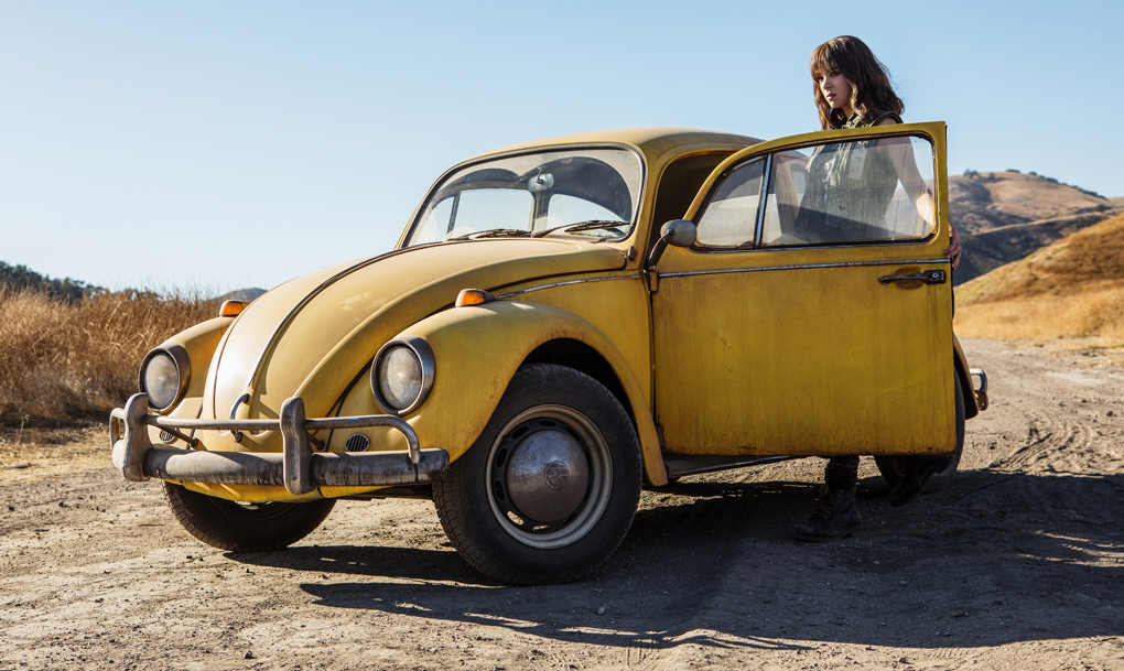 Une première photo de Bumblebee, le spin-off de Transformers