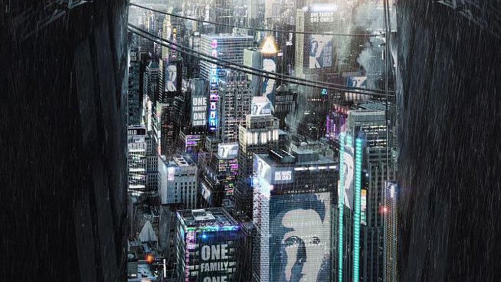"""New York de la fin du XXIème siècle dans """"Seven Sisters"""" (2017)"""