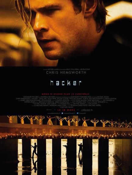 9 - Hacker (2015)