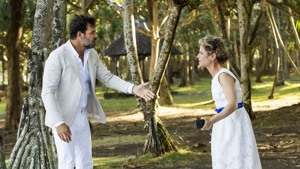 """Sur l'île de la Réunion a été tourné... """"Papa ou maman 2"""""""